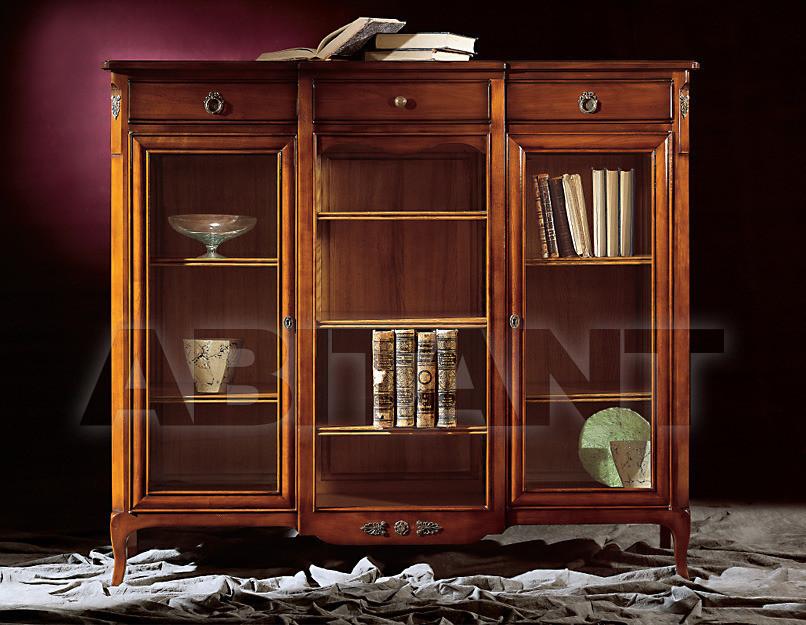 Витрина stella del mobile ma.80 мебель в гостиную фабрики st.