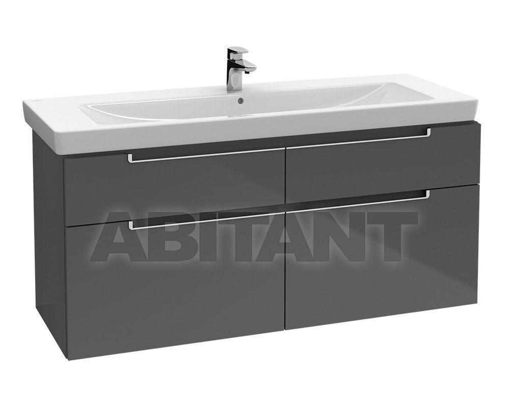 wash basin cupboard subway 2 0 villeroy boch a916 00. Black Bedroom Furniture Sets. Home Design Ideas