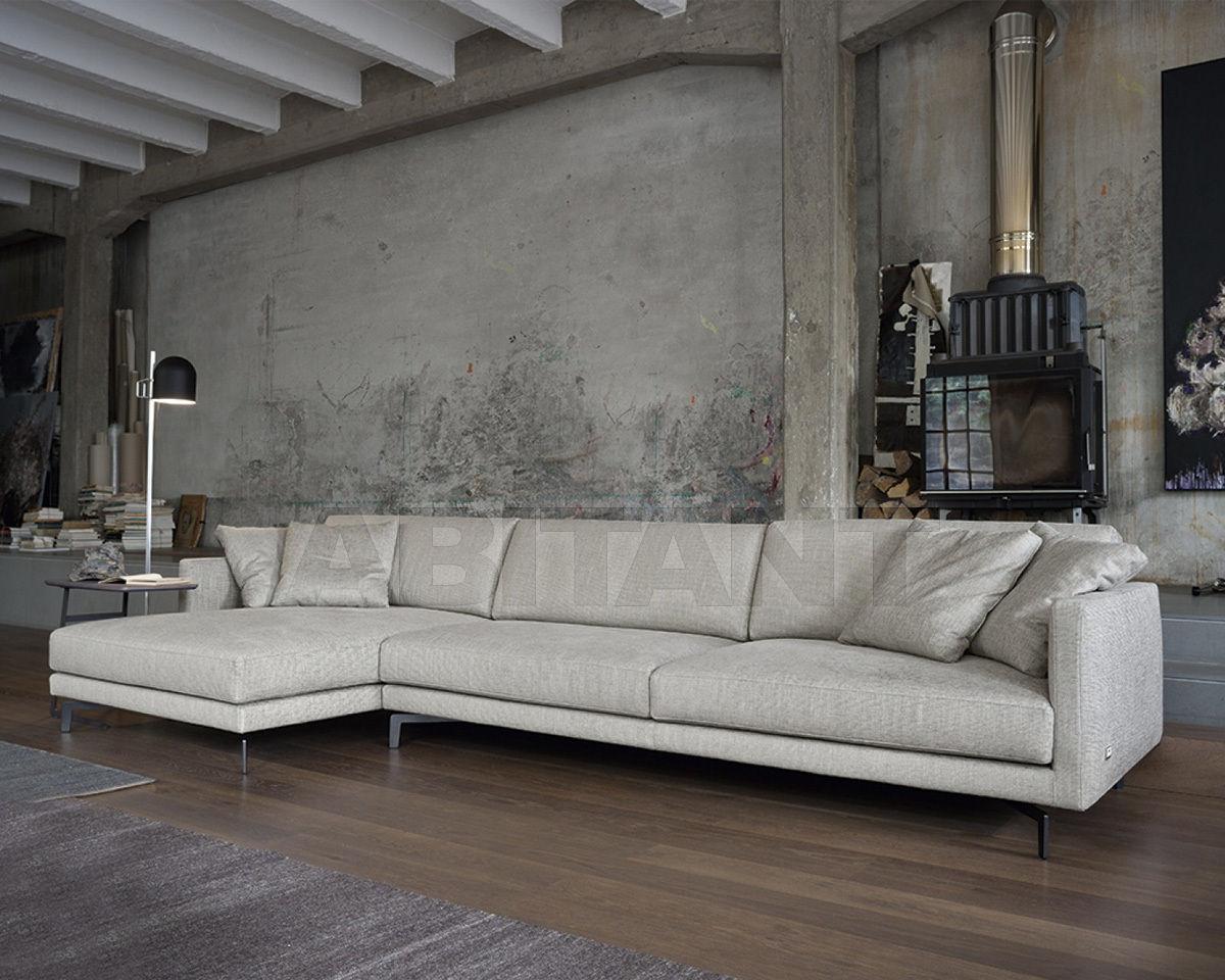 Sofa Bart gray Doimo salotti 2BUR02, : Buy, оrder оnline on ABITANT