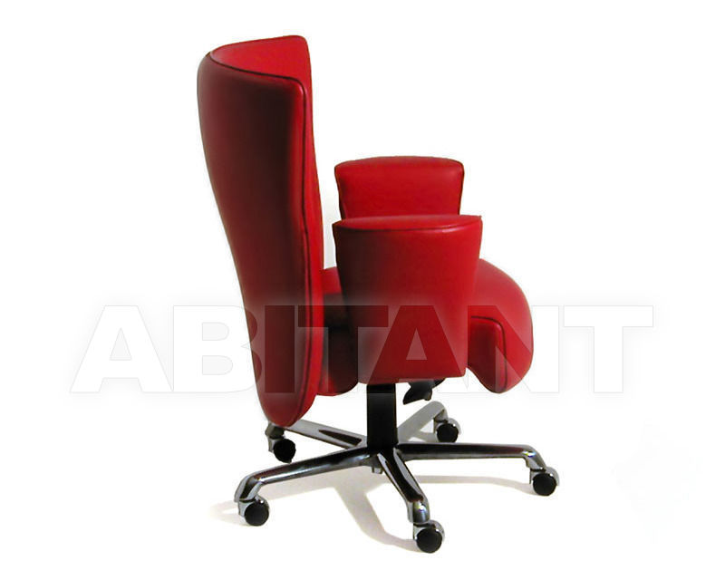 Office chair Vik Rossi di Albizzate VK P, : Buy, оrder оnline on ...