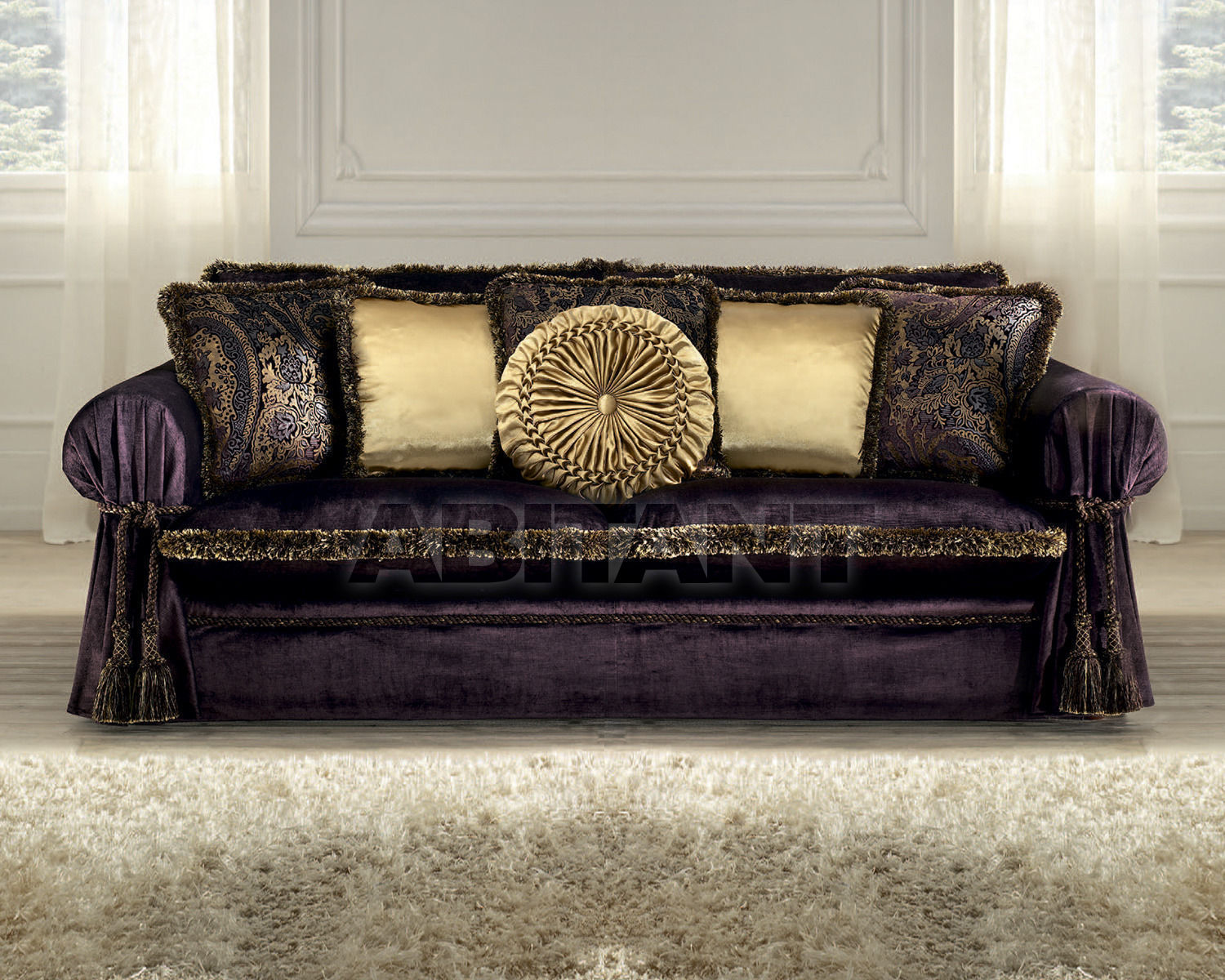 Sofa william siwa by zandarin silvano divani e poltrone william large 222x115 - Poltrone e sofa paris ...