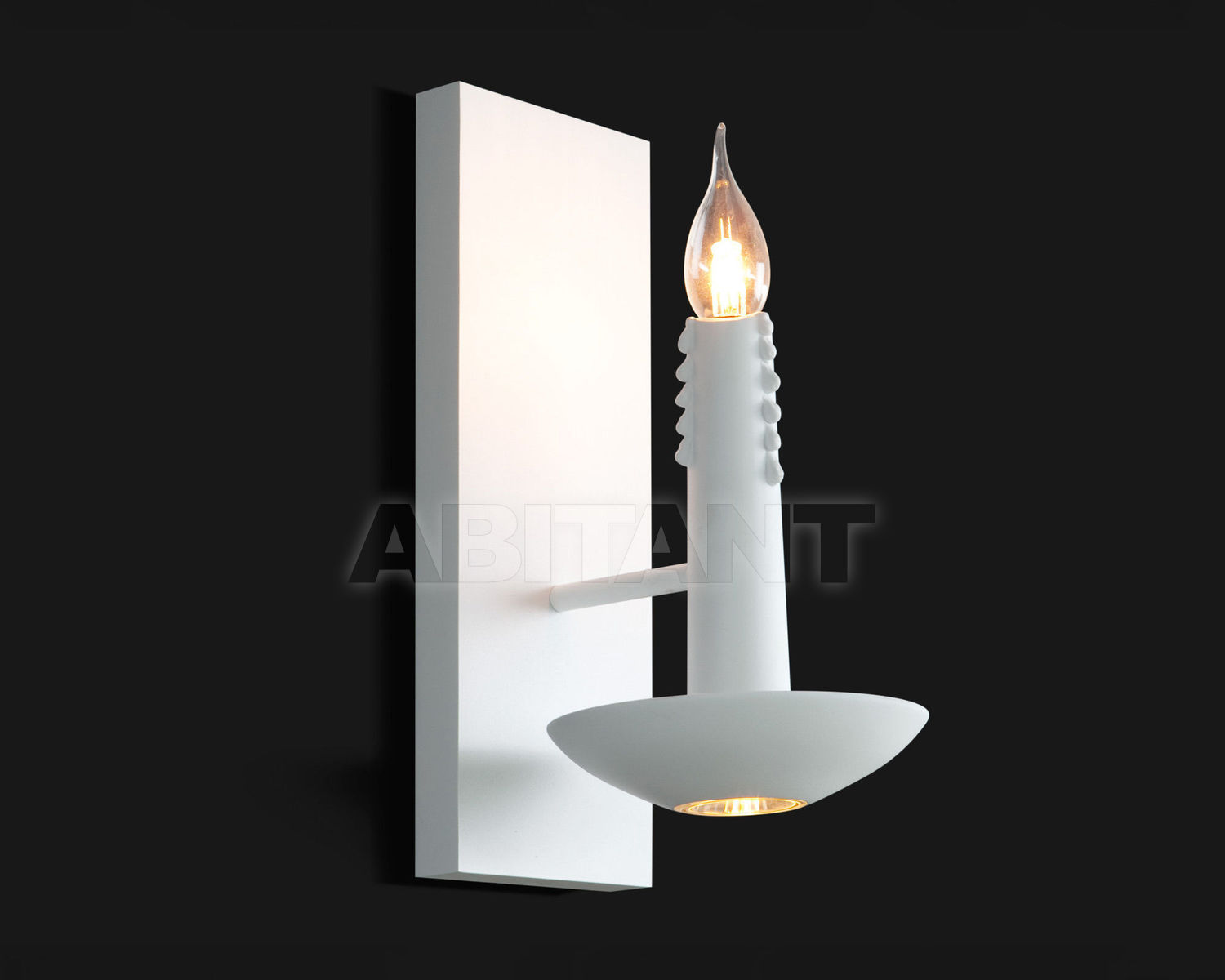 Brand Van Egmond Floating Candles.Bracket White Brand Van Egmond Fcdlw36wm Buy Order Online On Abitant