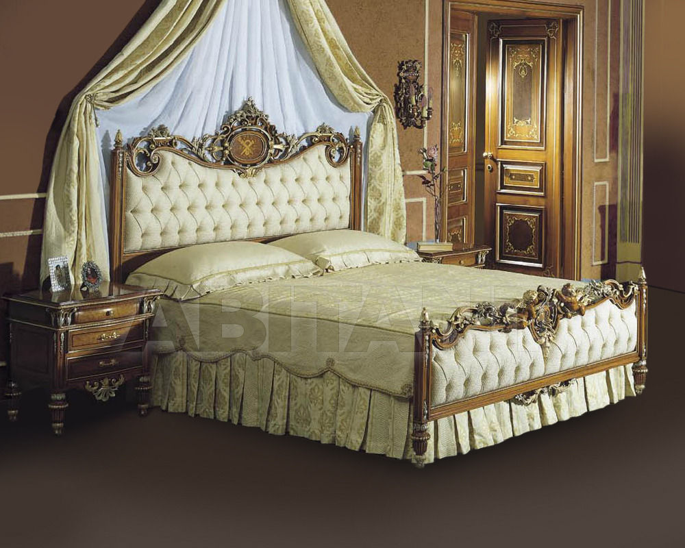 Buy Bed BASTIEN Asnaghi Interiors Bedroom Collection 207501