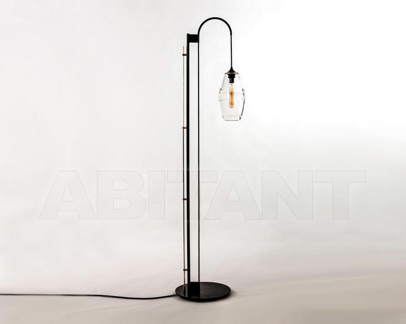 Floor Lamp C L E A R B A N D Black John Pomp C L E A R B A N D F L O O R L A M P Buy Order Online On Abitant