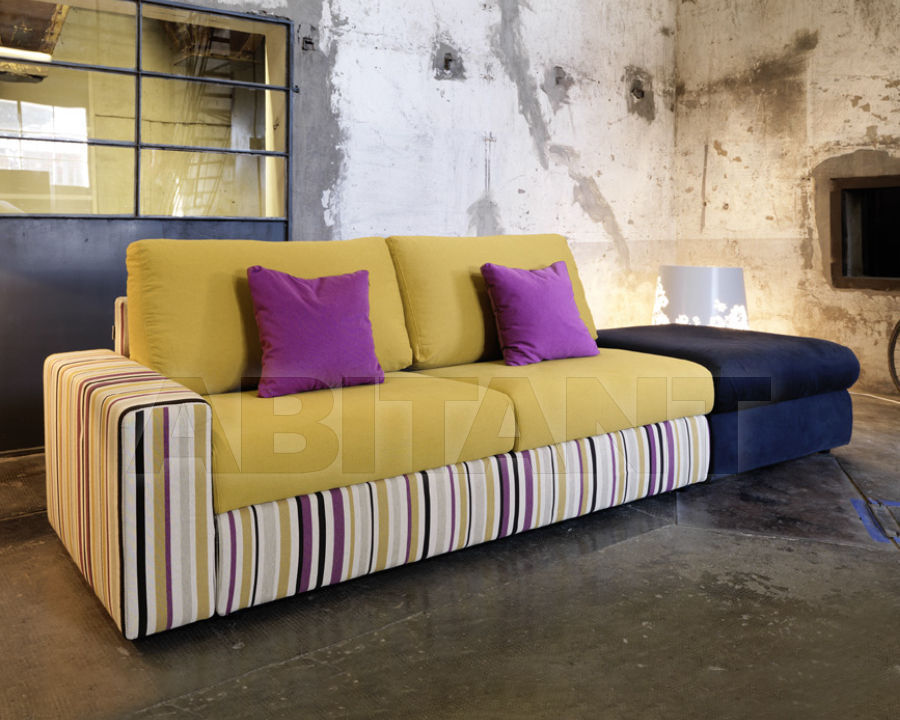 Buy Sofa Domingo Salotti Lab GLENN Catalogo LAB 2 2014 pag. 46