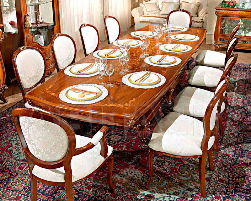 Buy Dining table Abitare Style 2018 8153N