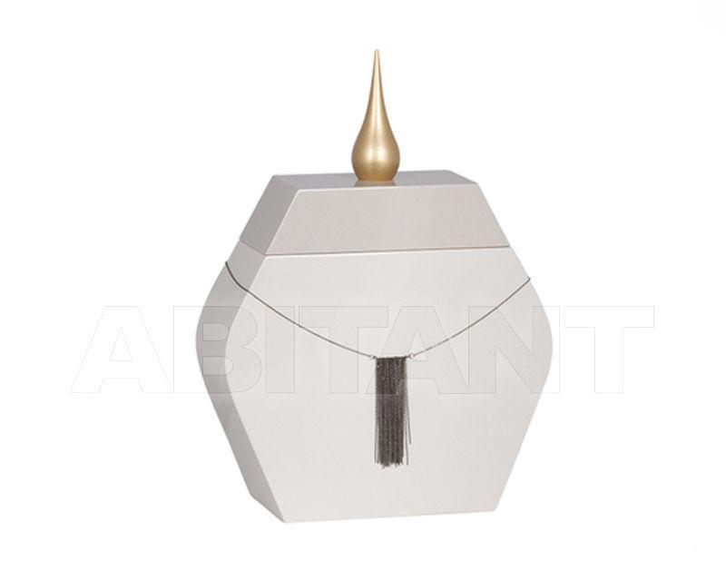 Buy Vase Gray Green Apple International Trading 2018 910305
