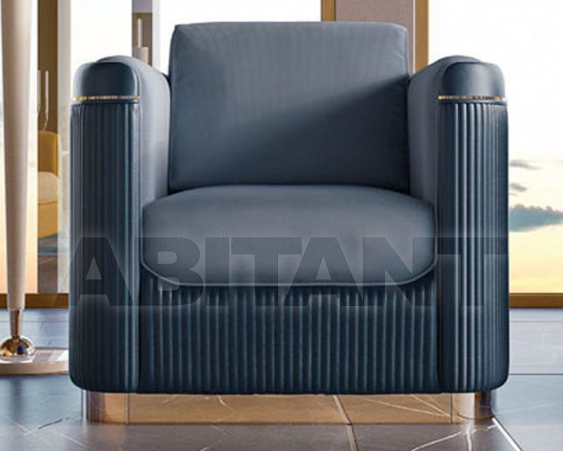 Buy Chair AUGUSTA Volpi Sedie e Mobili imbottiti s.r.l. 2020 LV-21003.PO