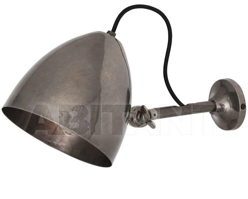 Buy Wall light QUITO CONE Mullan Lighting 2020 MLWL238ANTSLV