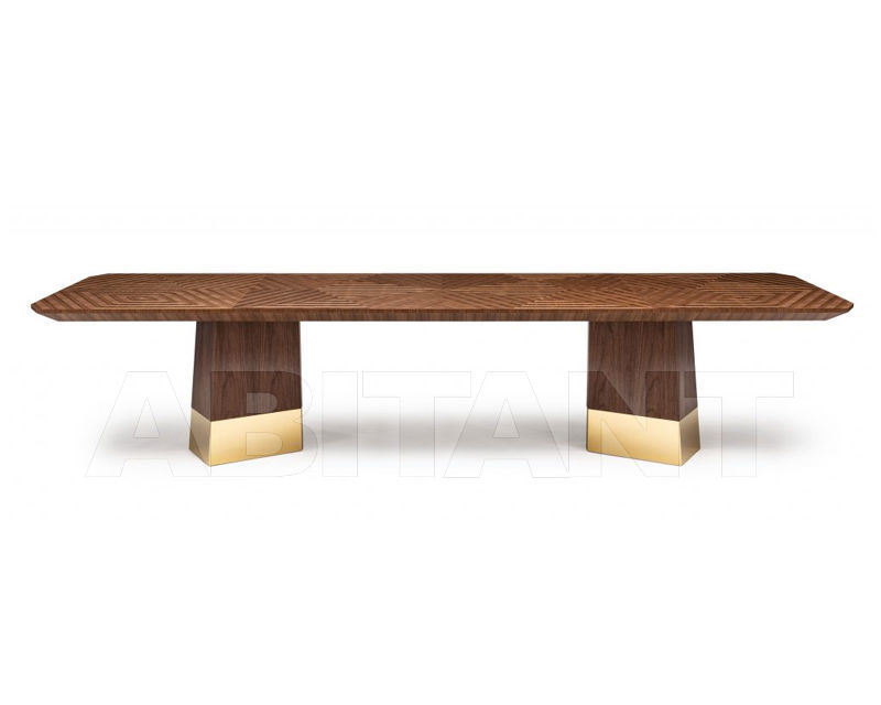 Buy Dining table Amy Somerville London ltd 2020 Pace-Frame-Time Table