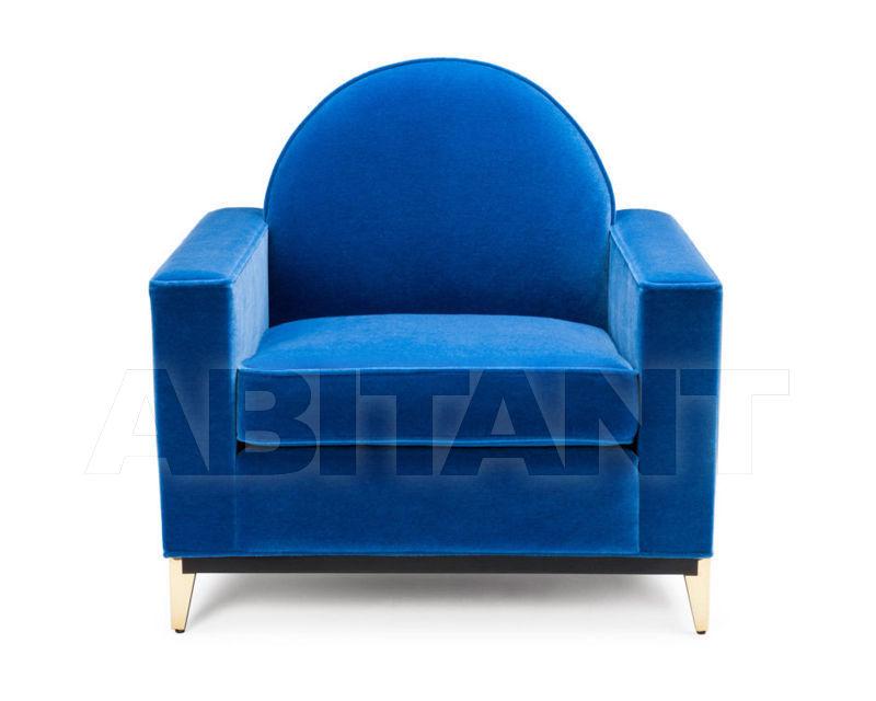 Buy Chair Amy Somerville London ltd 2020 Rondure Armchair
