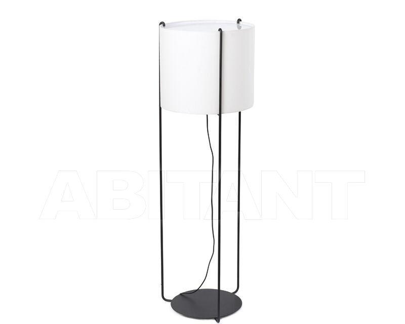 Buy Floor lamp DRUM Faro 2018 24023