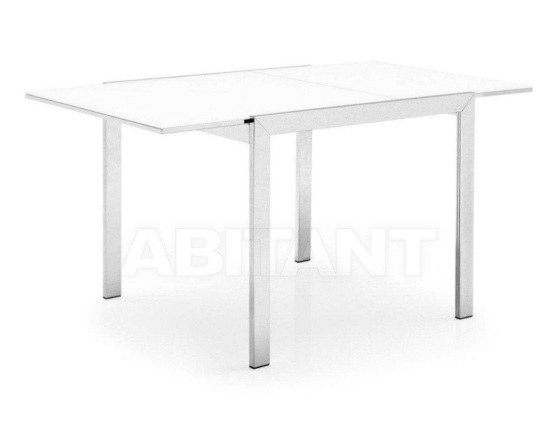 Dining table KEY white Connubia by Calligaris CB/4044-VQ GAW, P165 ...