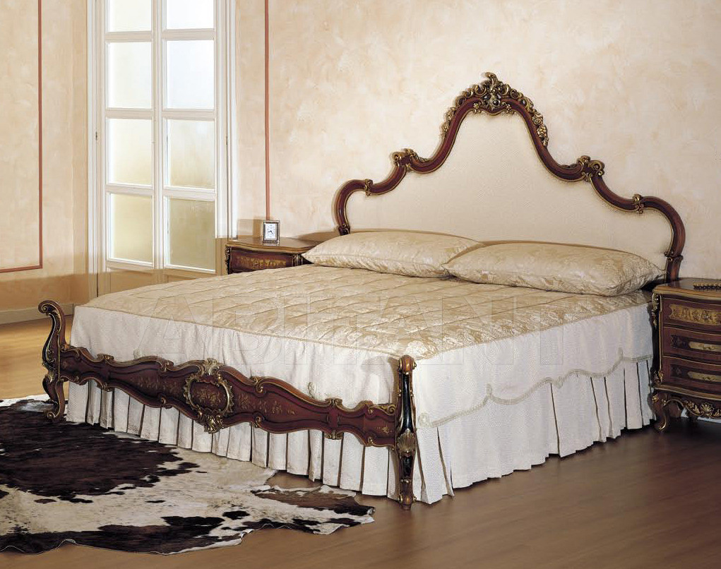 Buy Bed OSIRIDE Asnaghi Interiors Bedroom Collection AS5503