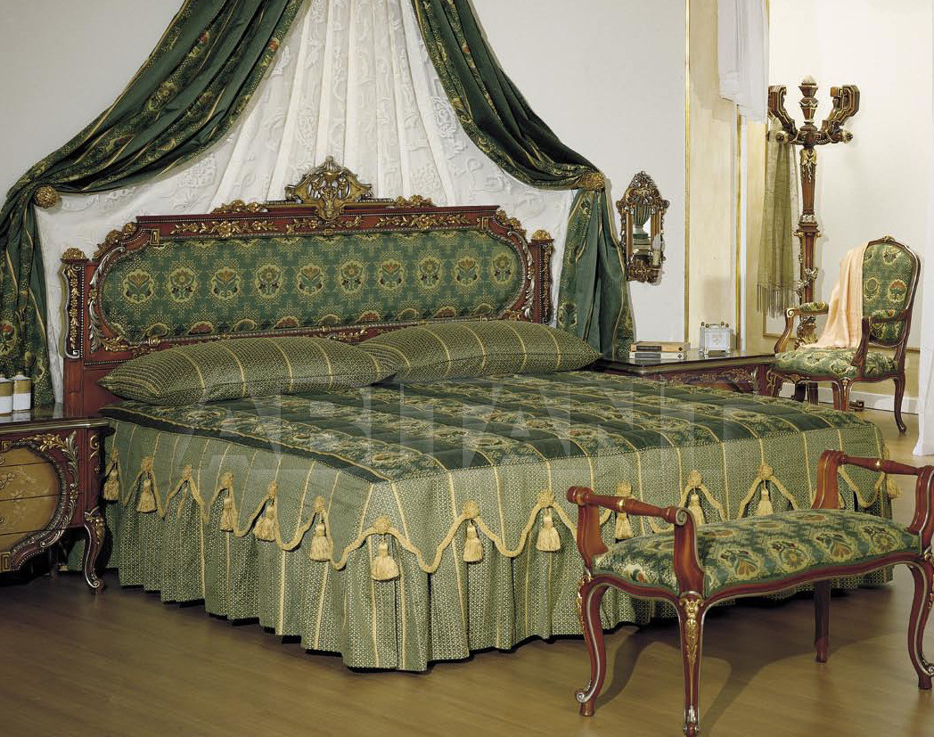 Buy Bed CAMBRAI Asnaghi Interiors Bedroom Collection AS15501