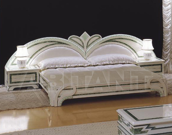 Buy Bed Asnaghi Interiors Bedroom Collection CR102