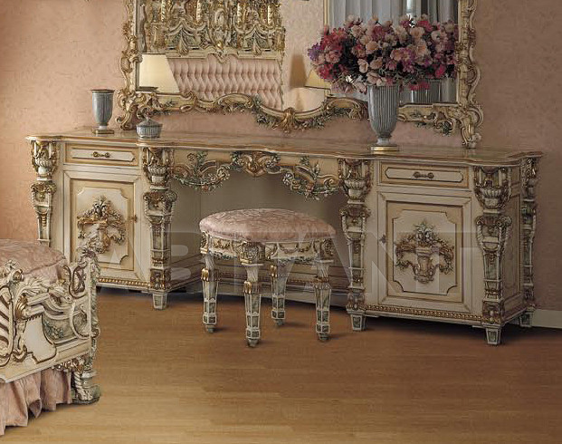 Buy Toilet table Asnaghi Interiors Bedroom Collection 201155