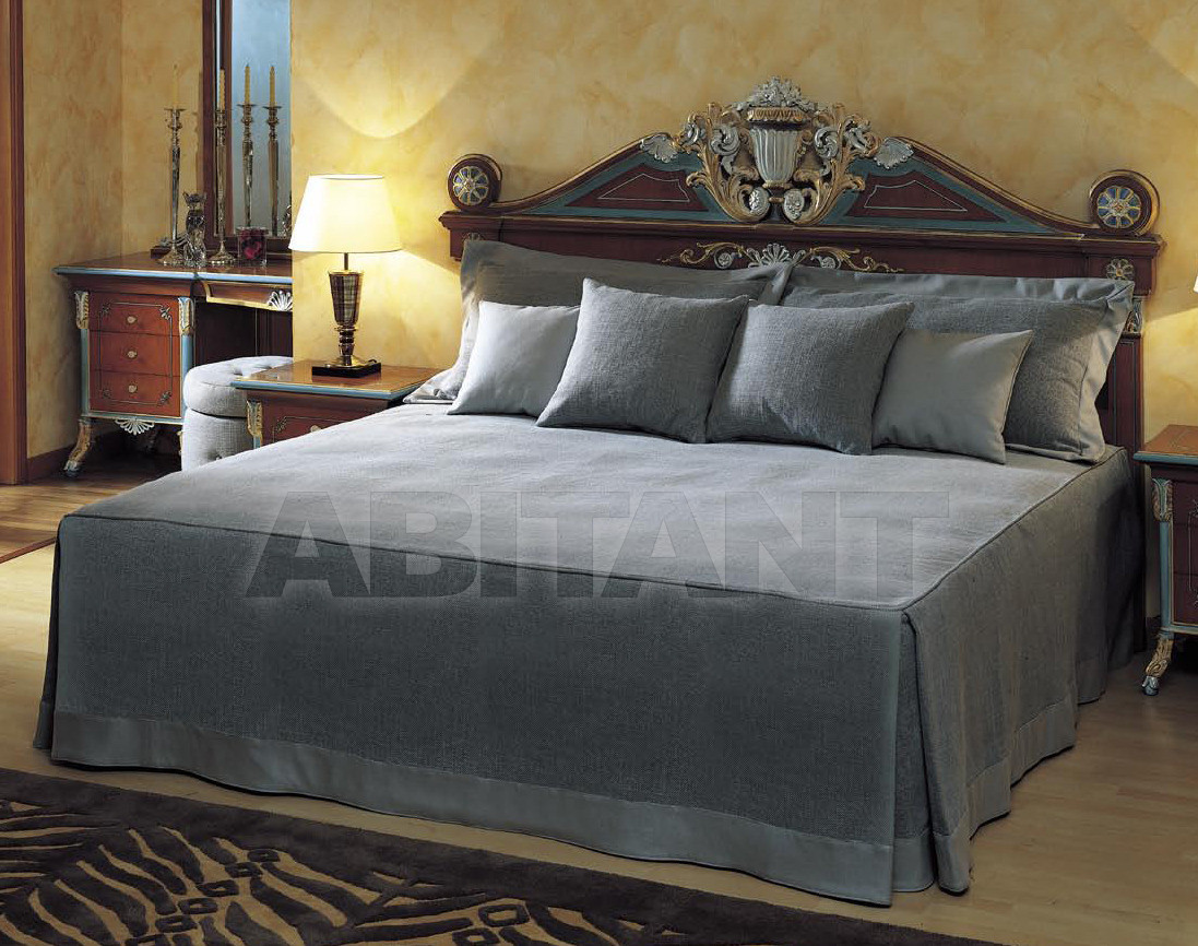 Buy Bed SENNA Asnaghi Interiors Bedroom Collection 200851