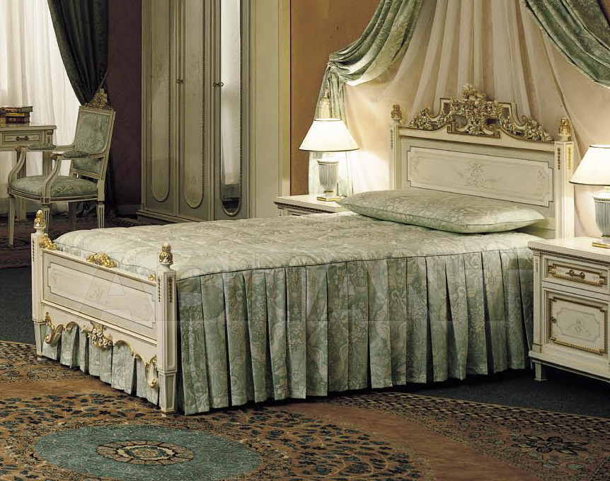 Buy Bed TOSCA Asnaghi Interiors Bedroom Collection 97553