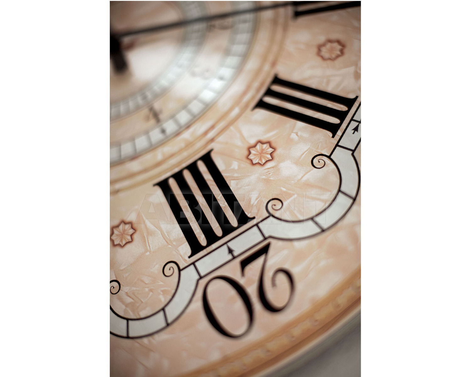 classic kitchens cabinets wall clock terracotta tonin casa 7918 buy оrder оnline 13602
