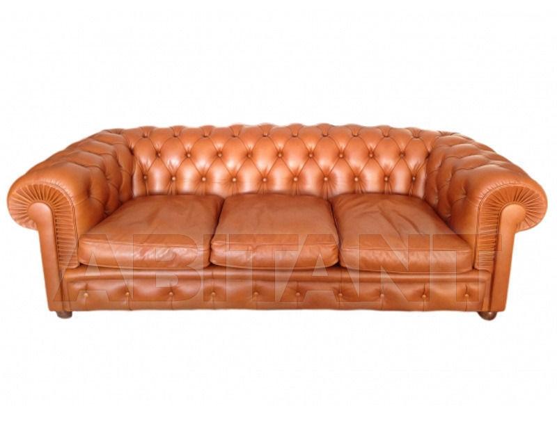Sofa Chester Orange Poltrona Frau 5107311 3, : Buy, оrder оnline on ...