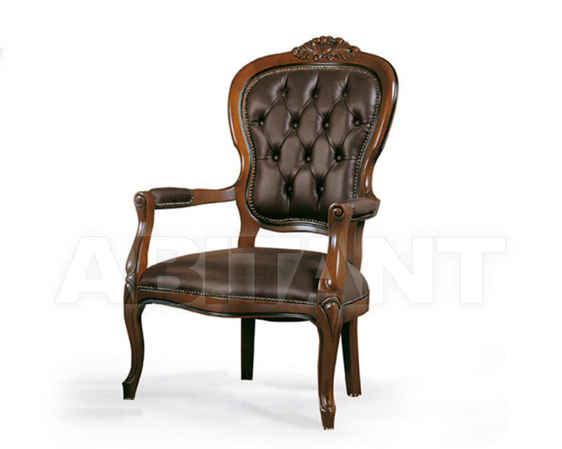 Buy Armchair Seven Sedie Reproductions Modern Times 0115P P 1