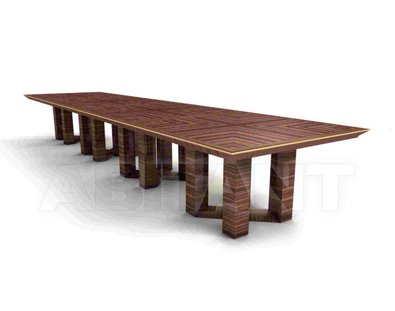 Buy Conference table ETTORE BERDONDINI  AB 1926 Historic Collection ETTORE rectangular table 20