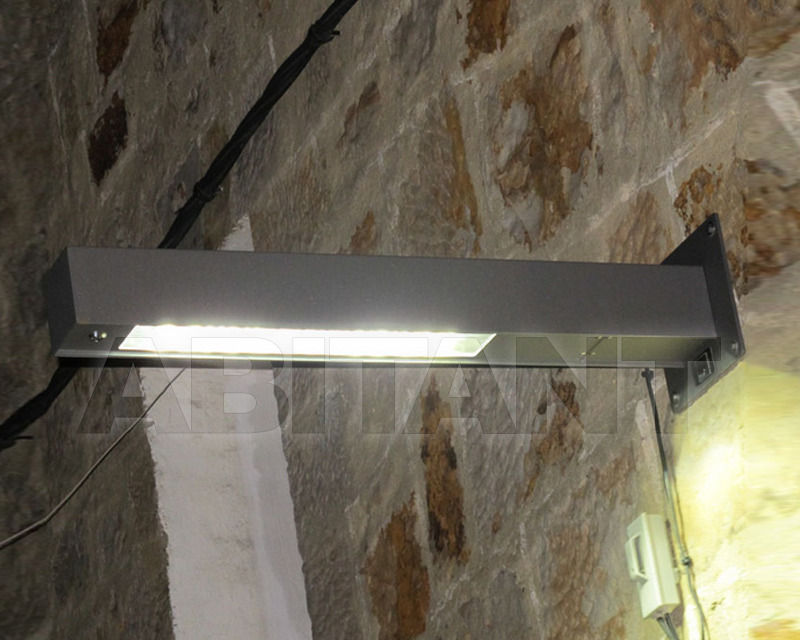 Buy Front light Zenete Grupo B.Lux Urban ZENETE WALL L fluor