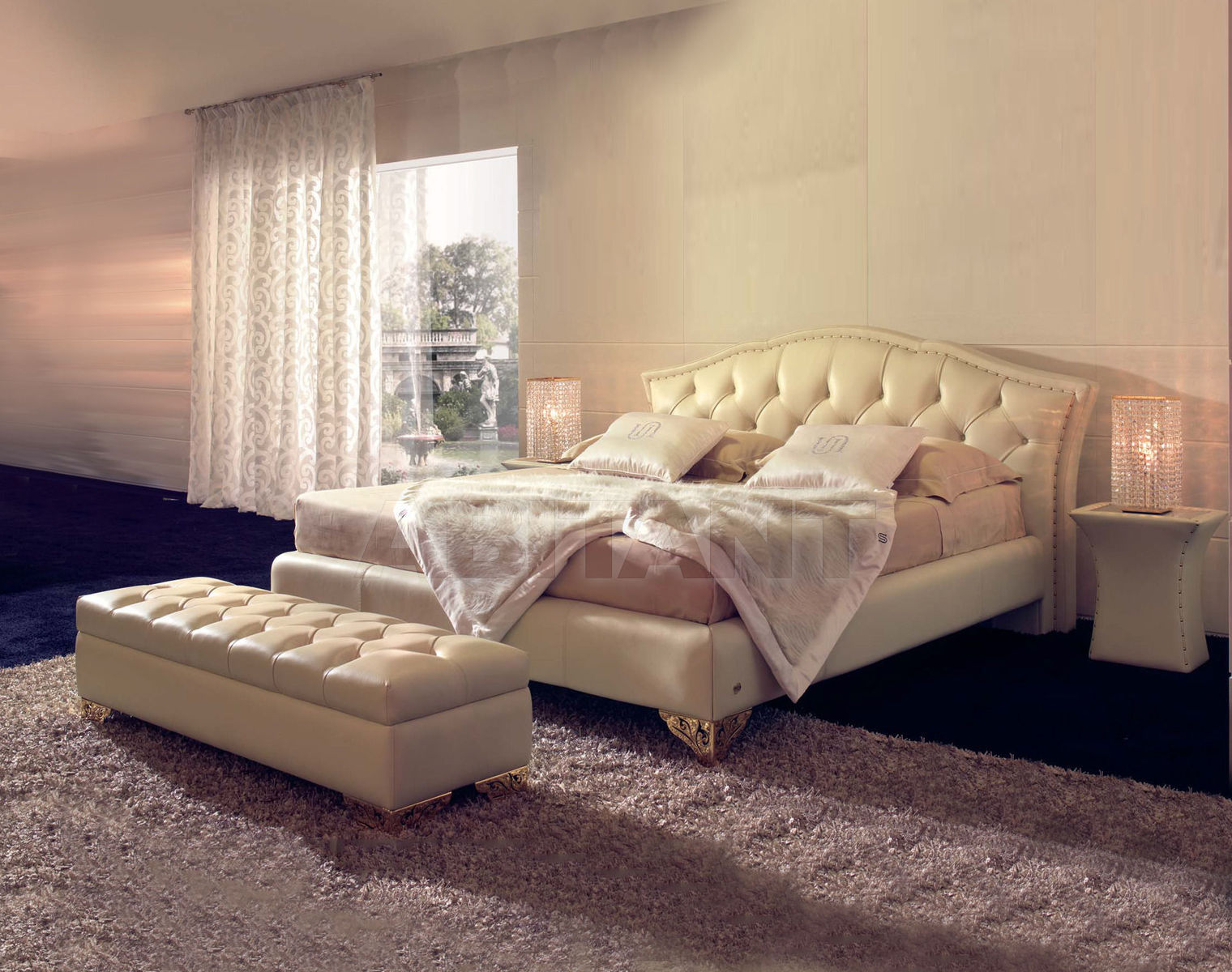 Buy Bed Unique Supremacy ILLUSION 180