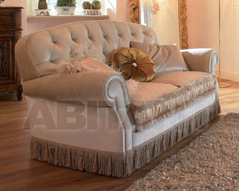 Buy Sofa Unique Country Chic CALA DI VOLPE DIVANO 3P 2