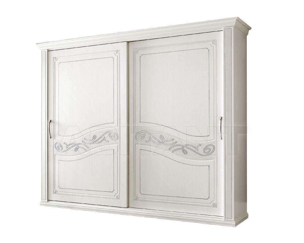 Wardrobe LE MUSE 3 white Mobilificio Dal Cin srl MU212B, : Buy ...