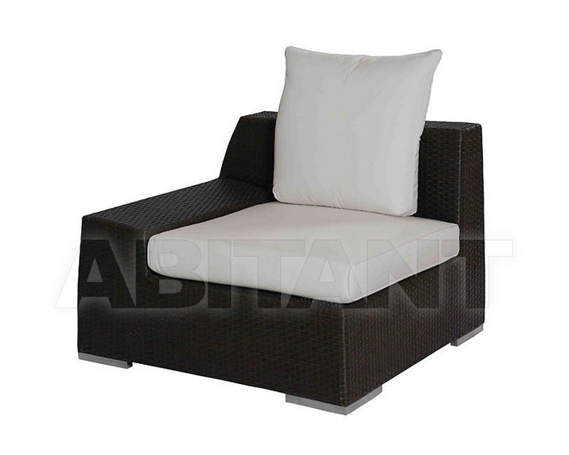 Buy Terrace chair Vogue Atmosphera Avantgarden VG.PS.32 CX.VG.PD.TE + KTR.21