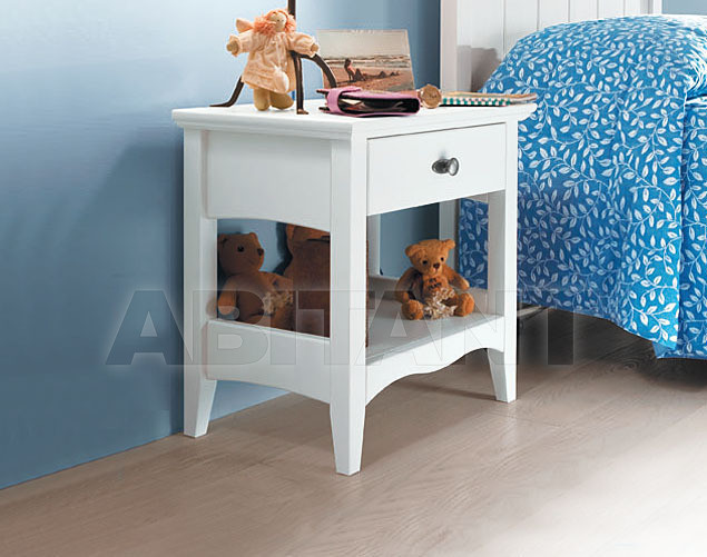 Buy Side table Callesella Romantic Collection R0100
