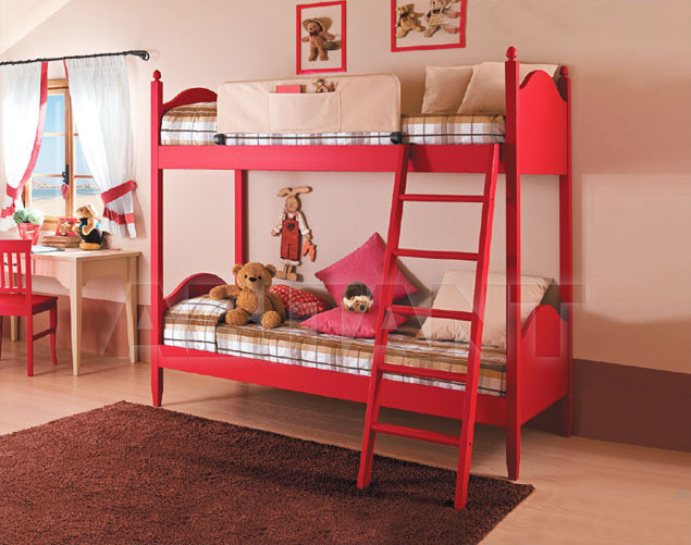 Buy Children's bed Callesella Romantic Collection R0096