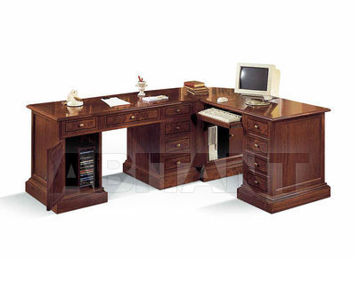 Executive desks (desks) with Section for Computer Case : Buy, оrder ...