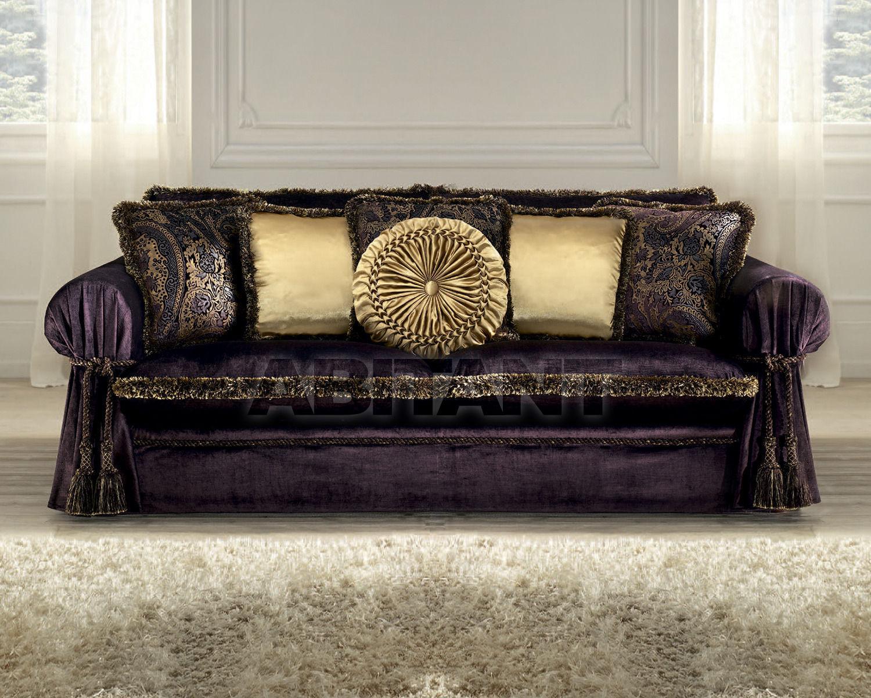 Zandarin Divani E Poltrone.Sofa William Purple Siwa By Zandarin Silvano Divani E