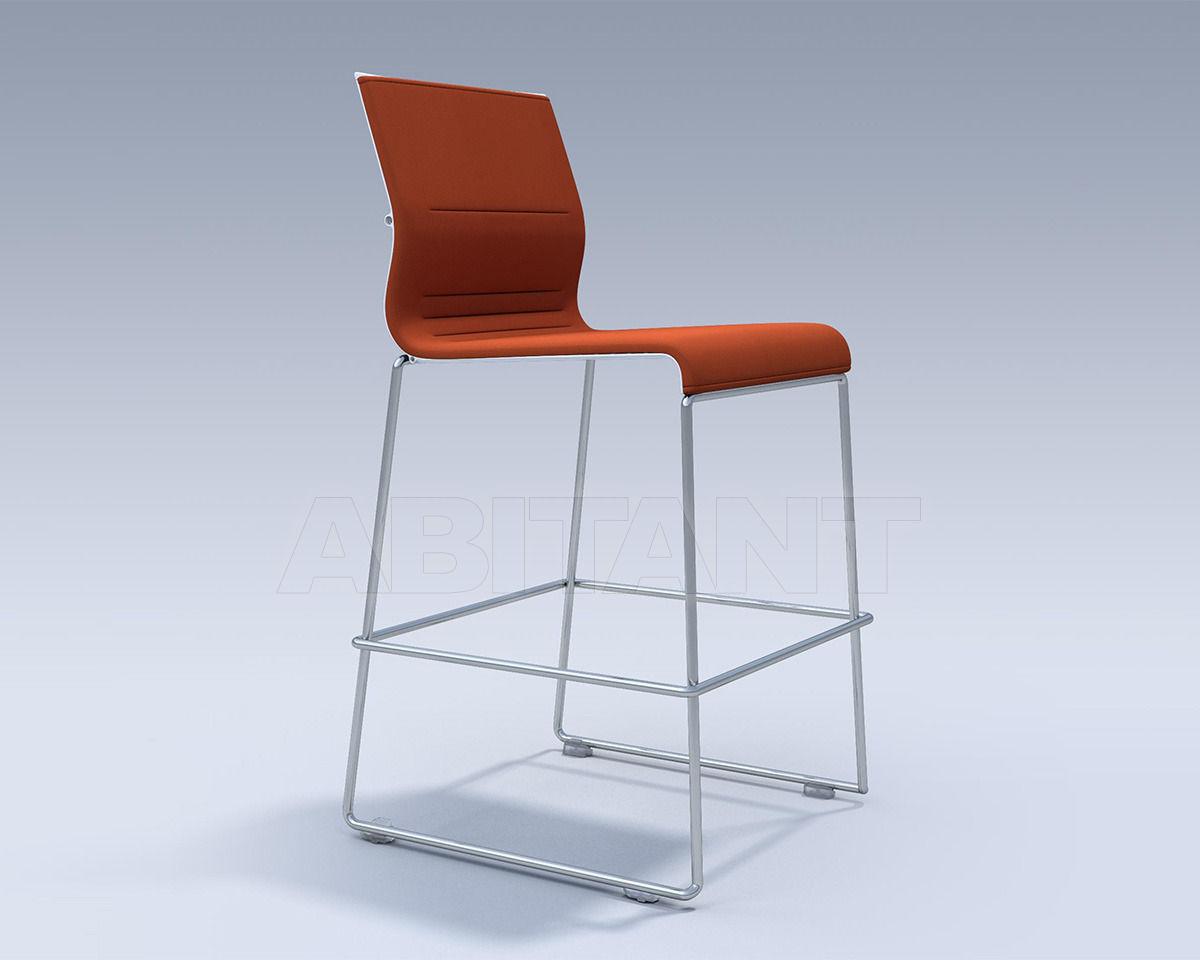 446921ec029 Bar stool terracotta ICF Office 3572002 B 402